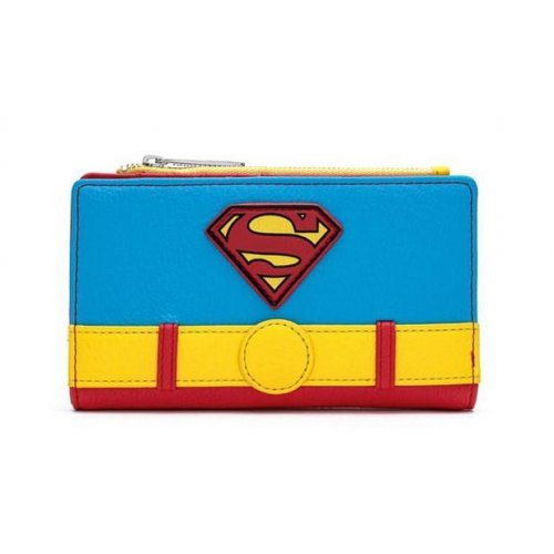 Loungefly Dc Comics Vintage Superman Cosplay Wallet (DCCWA0028)