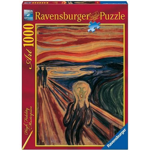 Ravensburger Puzzle - Art Collection Edvard Munch: The Scream (1000pcs) (15758)