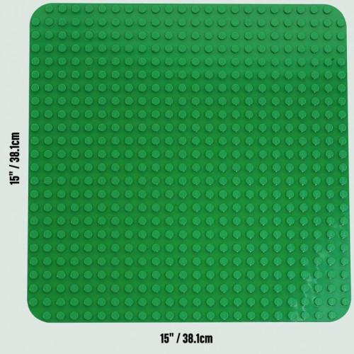 LEGO® Bricks & More DUPLO®: Large Green Building Plate (2304)