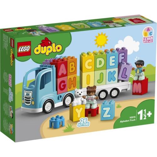 LEGO® DUPLO® My First: Alphabet Truck (10915)