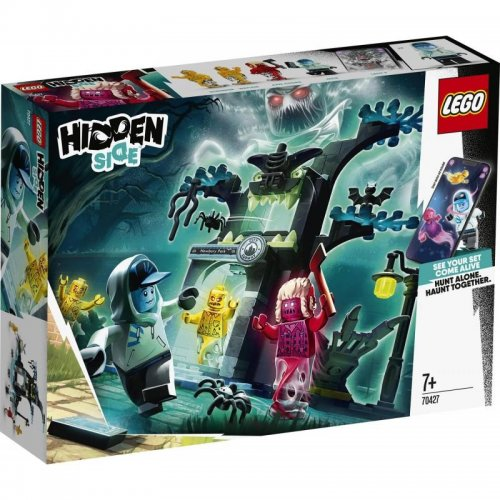 LEGO® Hidden Side™: Welcome to the Hidden Side (70427)