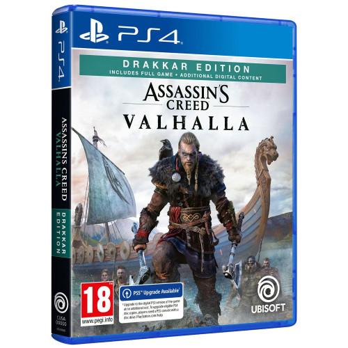 PS4 Assassins Creed: Valhalla (EU)