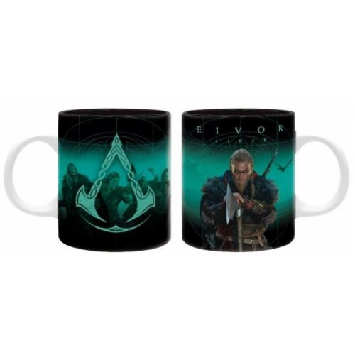 Abysse Assassin'S Creed - Eivor Valhalla 320ml Mug (Exc) (ABYMUG808)