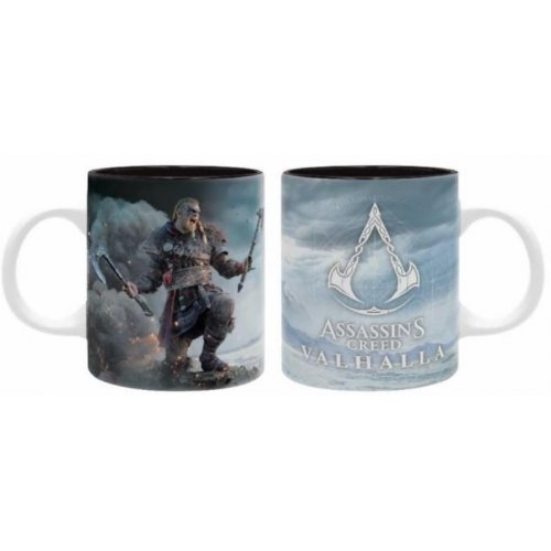 Abysse Assassin'S Creed - Raid Valhalla 320ml Mug (Exc) (ABYMUG807)