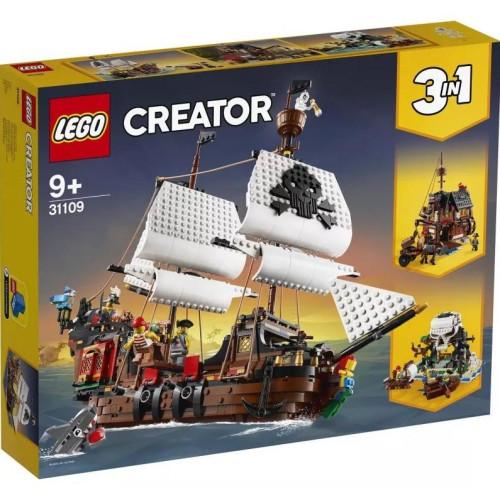 LEGO® Creator: Pirate Ship (31109)