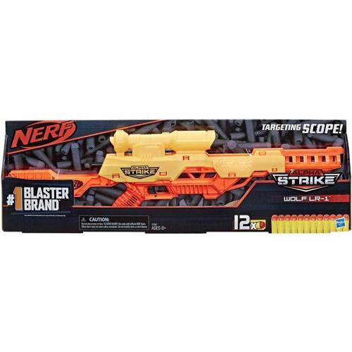 Hasbro Nerf: Alpha Strike - Wolf LR-1 (E7567EU4)