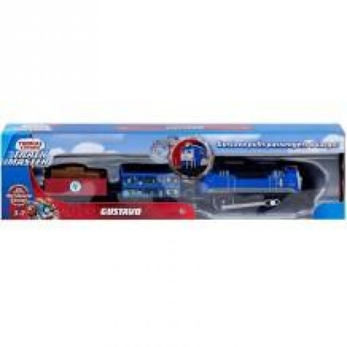 Fisher Price Thomas & Friends Trackmaster: Trains With 2 Wagons - Gustavo (GHK78)