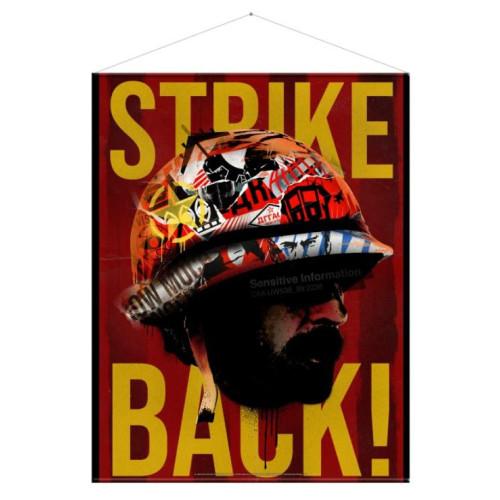 Gaya COD: Cold War - Strike Back Wallscroll (GE4240)