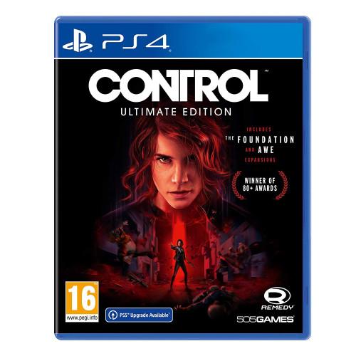 PS4 Control - Ultimate Edition (EU)