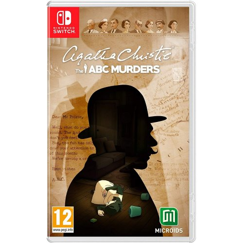 NSW Agatha Christie : The ABC Murders  (EU)
