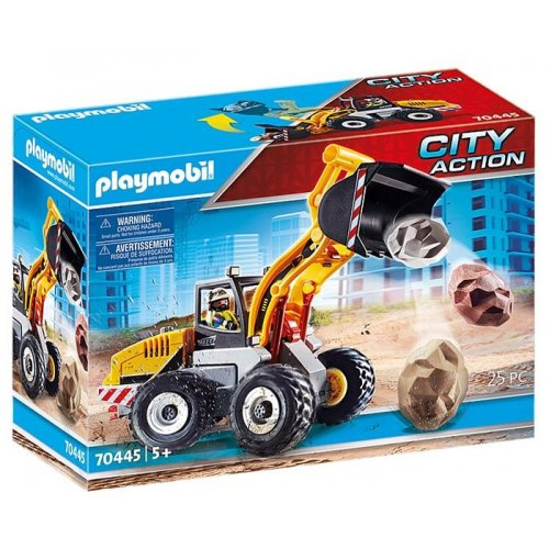 Playmobil® City Action - Front End Loader (70445)