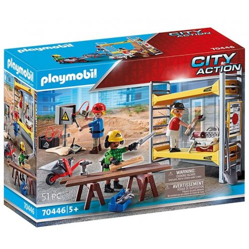 Playmobil® City Action - Scaffold (70446)
