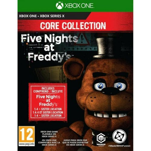 XBOX1 / XSX Five Nights at Freddy's - Core Collection (EU)
