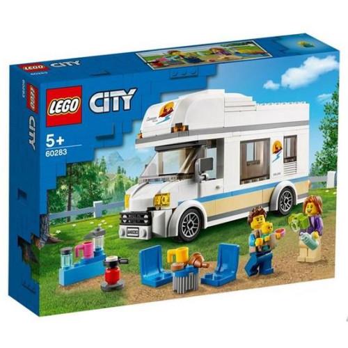 LEGO® City Great Vehicles: Holiday Camper Van (60283)