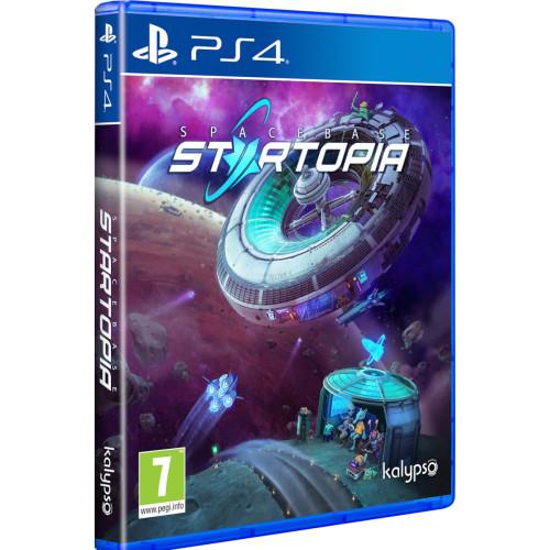PS4 Spacebase Startopia