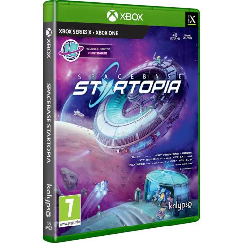 XBOX1 / XSX Spacebase Startopia