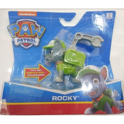Spin Master Paw Patrol: Action Pack Pup - Rocky (20126940)