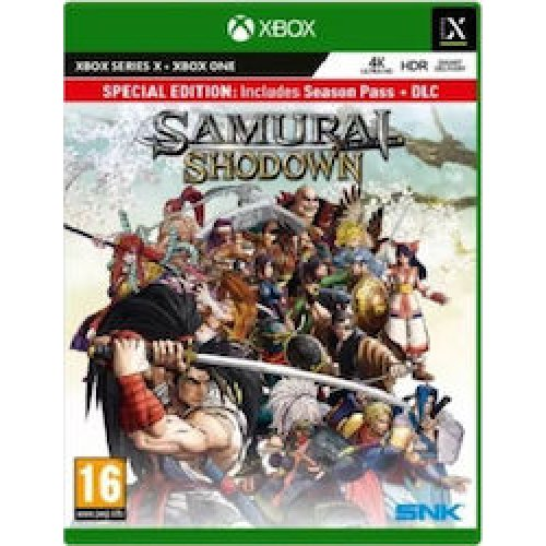 XBOX1 / XSX Samurai Shodown: Special Edition (EU)