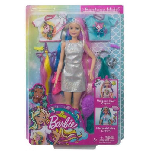 Mattel Barbie - Fantasy Hair (GHN04)