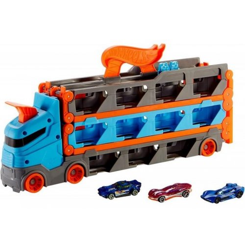 Mattel Hot Wheels City: Speedway Hauler (GVG37)