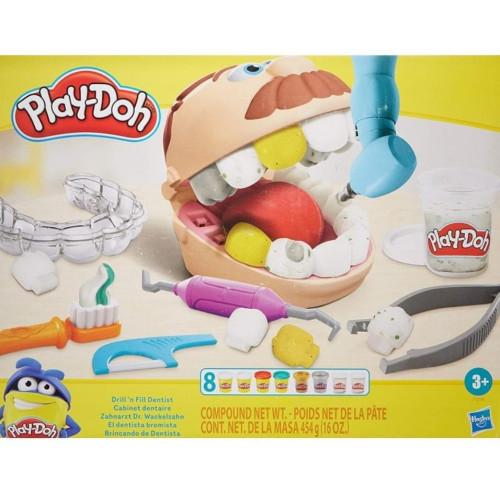 Hasbro Play-Doh Drill n Fill Dentist (F1259)
