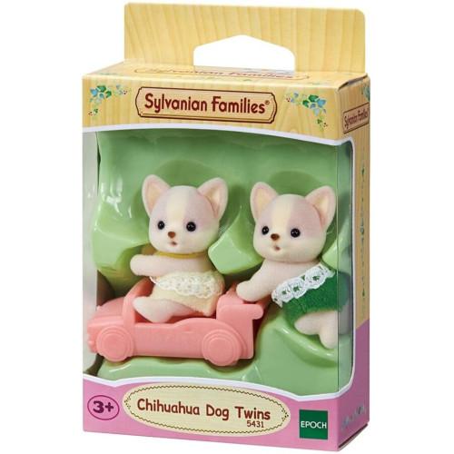 Sylvanian Families: Chihuahua Dog Twins (5431)