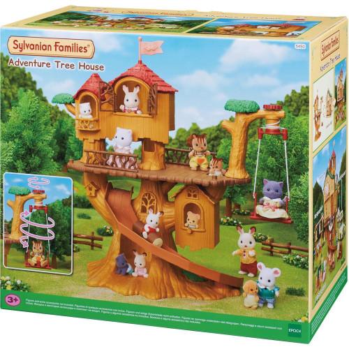 Sylvanian Families: Adventure Tree House (5450)