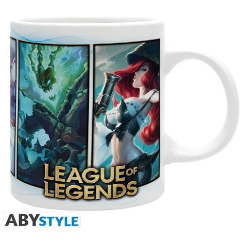 Abysse League of Legends Champions 320ml Mug (ABYMUG888)