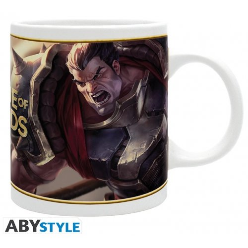 Abysse League of Legends Garen vs Darius 320ml Mug (ABYMUG885)