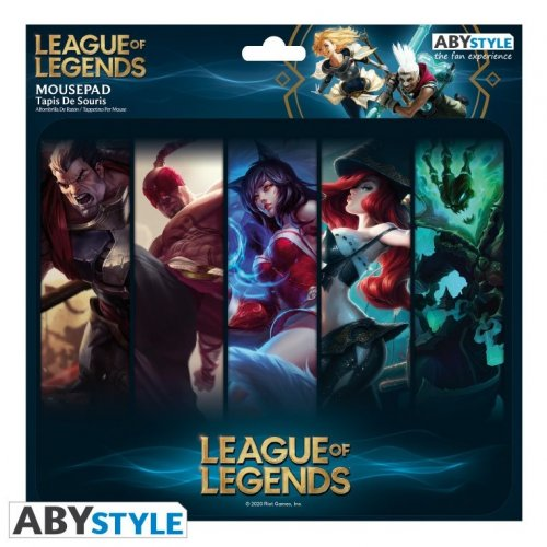 Abysse League of Legends Champions Flexible Mousepad (ABYACC347)