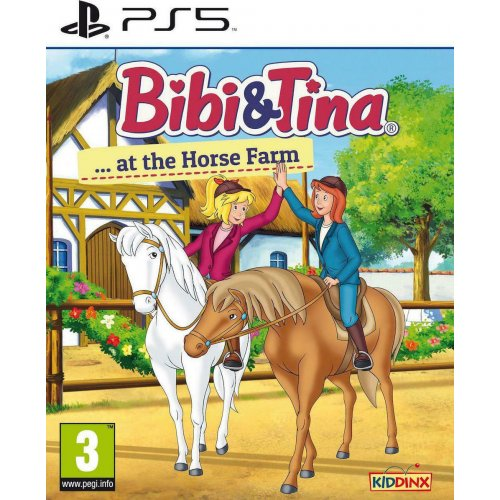 PS5 Bibi & Tina at the Horse Farm