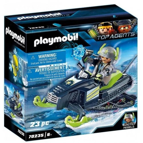 Playmobil® Arctic Rebels Ice Scooter (70235)