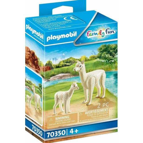 Playmobil® Alpaca With Baby (70350)