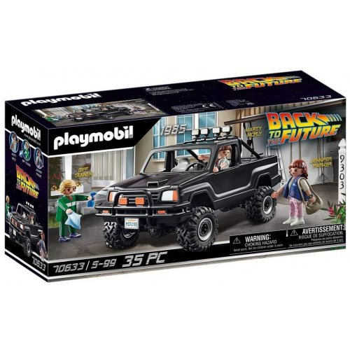 Playmobil® Back to the Future - Martys Pick-up Truck (70633)