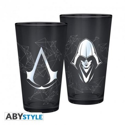 Abysse Assassins Creed: Assassin Large Glass (ABYVER118)