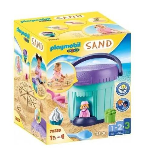 Playmobil® 1.2.3 - Bakery Sand Bucket (70339)
