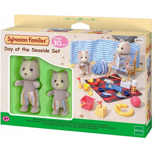 Sylvanian Families: Day at the Seaside Set (4870)