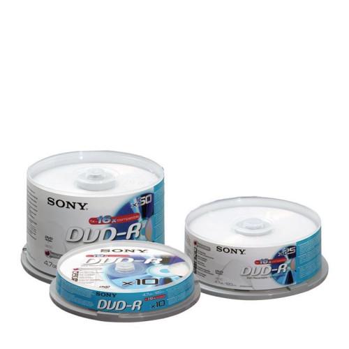 Ridata DVD-R 4.7GB shrink cake box 25τεμ.