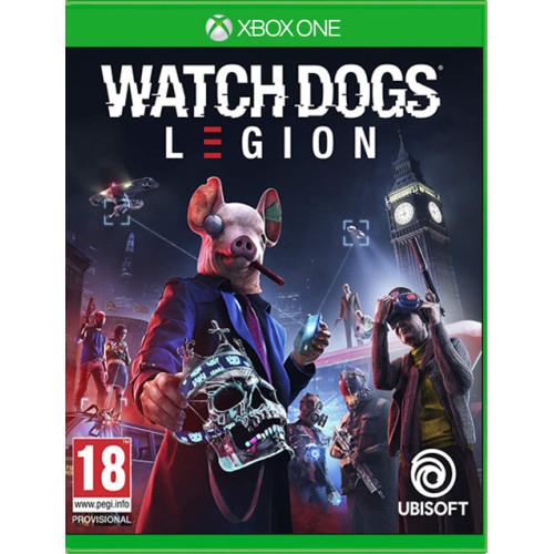 XBOX1 / XSX Watch Dogs: Legion (EU)
