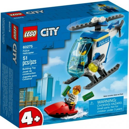 LEGO® City Police: Police Helicopter (60275)