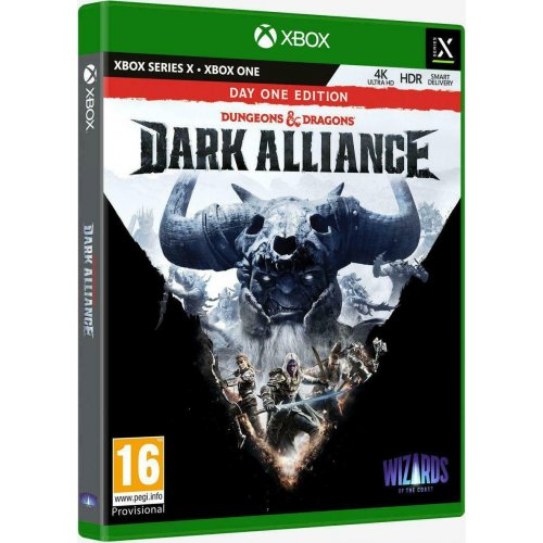 XBOX1 / XSX Dungeons & Dragons Dark Alliance Day One Edition