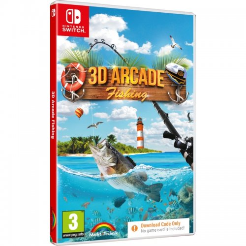 NSW 3D Arcade Fishing (Code in a Box)