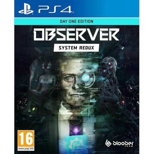 PS4 Observer System Redux Day One Edition
