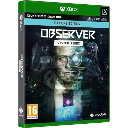 XBOX1/XSX Observer System Redux Day One Edition