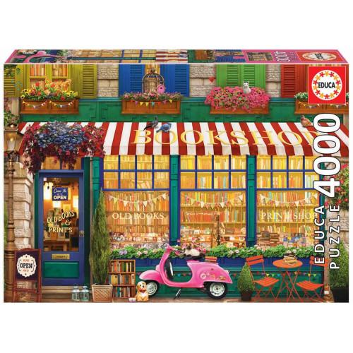 4000 Vintage Bookshop