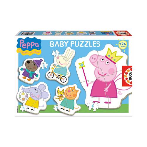 (5) BABY  DISNEY PEPPA