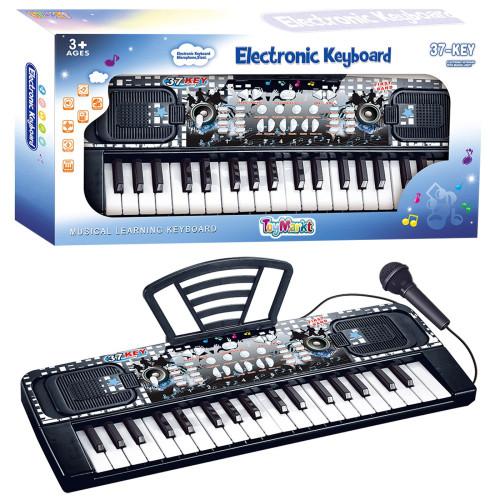 ELECTRONIC KEYBOARD 37 KEYS 50χ25χ5cm ToyMarkt 96154