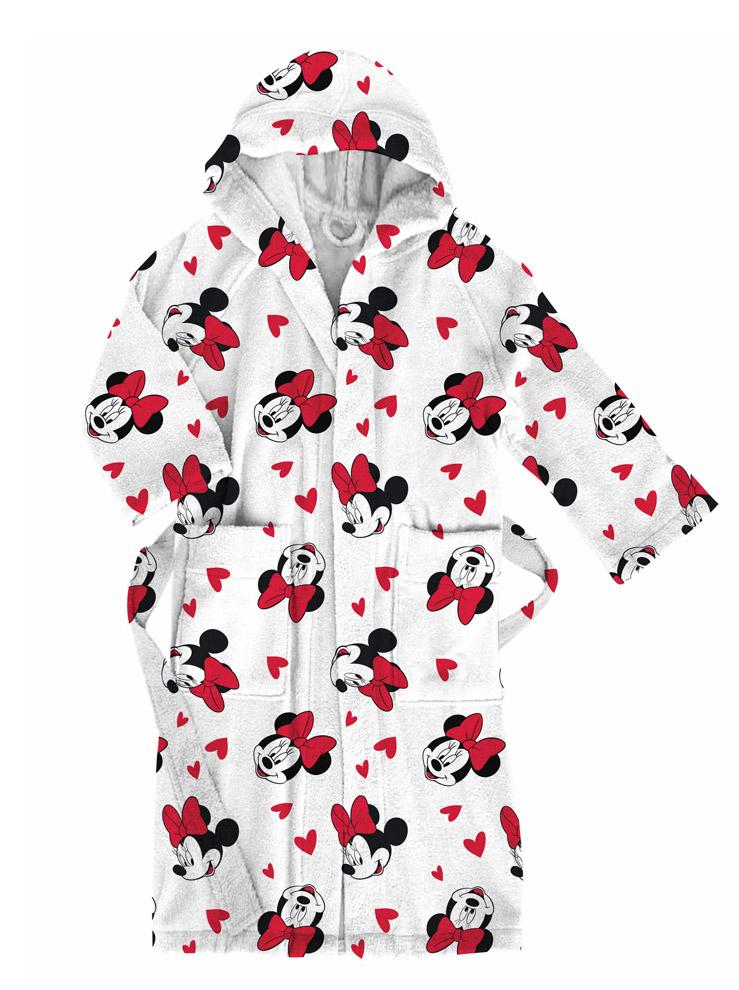 Disney Βρεφικό Μπουρνούζι Minnie 2-4 2-4 8000842531252