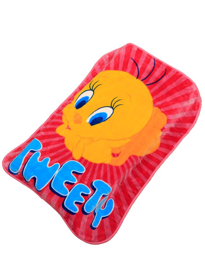 Tweety Κουβέρτα βελουτέ παιδική Tweety 2 viops15922