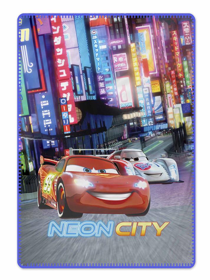 Disney Κουβέρτα fleece Cars 120x140 5205857108687
